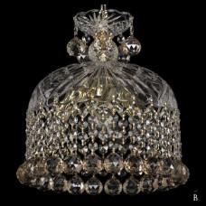 Подвесной светильник Bohemia Ivele Crystal 1478 14781/25 G Balls K721