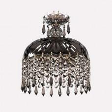 Подвесной светильник Bohemia Ivele Crystal 1478 14781/25 G Drops M731