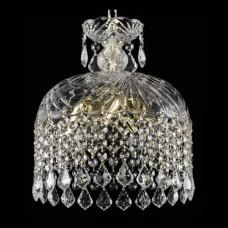Подвесной светильник Bohemia Ivele Crystal 1478 14781/25 G Leafs