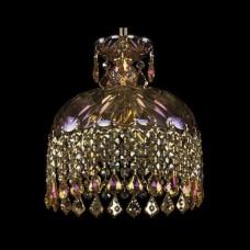 Подвесной светильник Bohemia Ivele Crystal 1478 14781/25 G Leafs M777