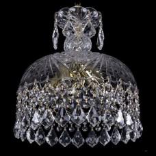 Подвесной светильник Bohemia Ivele Crystal 1478 14781/30 G Leafs