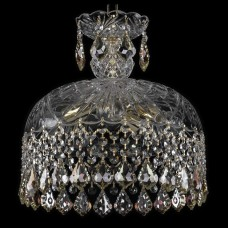 Подвесной светильник Bohemia Ivele Crystal 1478 14781/30 G Leafs K801