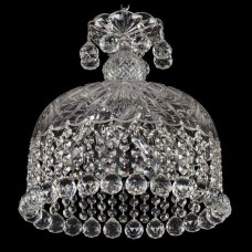 Подвесной светильник Bohemia Ivele Crystal 1478 14781/30 Ni Balls
