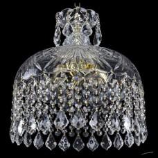 Подвесной светильник Bohemia Ivele Crystal 1478 14781/35 G Leafs