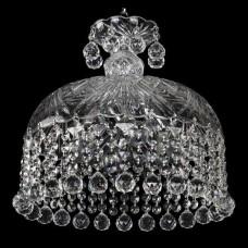 Подвесной светильник Bohemia Ivele Crystal 1478 14781/35 Ni Balls