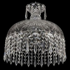 Подвесной светильник Bohemia Ivele Crystal 1478 14781/35 Ni Drops