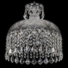 Подвесной светильник Bohemia Ivele Crystal 1478 14781/35 Ni Leafs