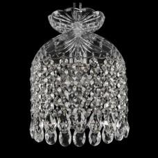 Подвесной светильник Bohemia Ivele Crystal 1478 14783/16 Ni