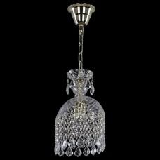 Подвесной светильник Bohemia Ivele Crystal 1478 14783/20 G Leafs