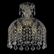 Подвесной светильник Bohemia Ivele Crystal 1478 14783/24 G Leafs