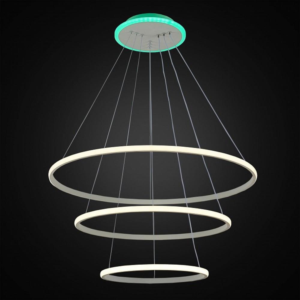 Подвесной светильник Citilux Неон CL731090RGB