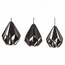 Подвесной светильник Eglo Carlton 1 49991
