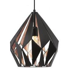 Подвесной светильник Eglo ПРОМО Carlton 1 49254