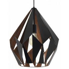 Подвесной светильник Eglo ПРОМО Carlton 1 49878