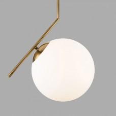 Подвесной светильник Оптима Frost 50153/1 латунь
