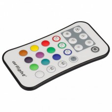 Пульт-регулятора цвета RGBW кнопочный Arlight SMART-R SMART-R1-RGBW (1 зона, 2.4G)