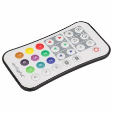 Пульт-регулятора цвета RGBW кнопочный Arlight SMART-R SMART-R3-RGBW (1 зона, SPI, 2.4G)
