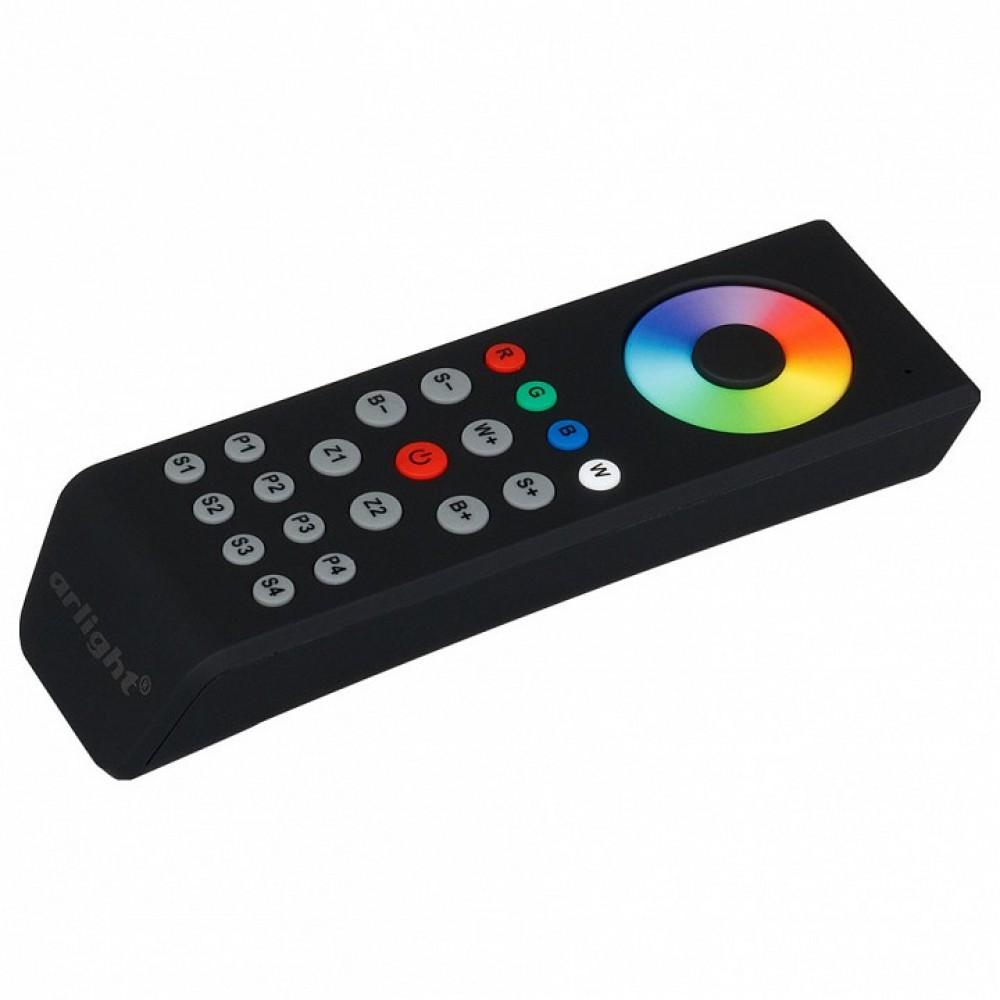 Пульт-регулятора цвета RGBW с сенсорным кольцом Arlight SR-2819 SR-2819T Black (RGBW 2 зоны)