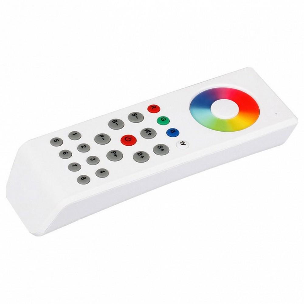Пульт-регулятора цвета RGBW с сенсорным кольцом Arlight SR-2819 SR-2819T8 White (RGBW 8 зон)