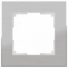 Рамка на 1 пост Werkel Aluminium WL11-Frame-01