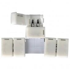 Соединитель лент Т-образный жесткий Elektrostandard LED 1T a038799