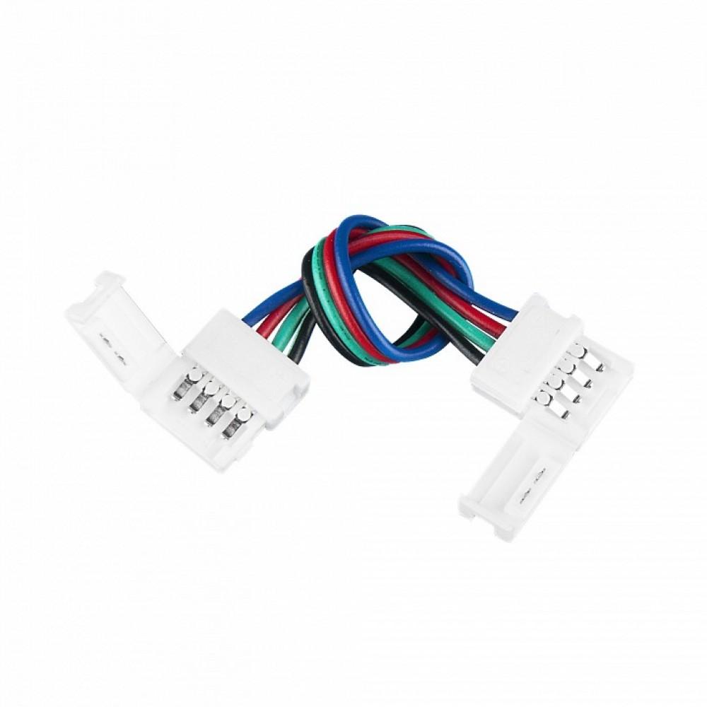 Соединитель лент гибкий Elektrostandard Connector 10cm RGB a039790