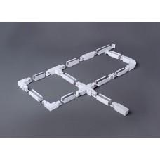 Соединитель линейный для треков Elektrostandard TRC-1 a039499