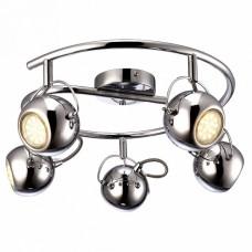 Спот Arte Lamp Spia A9128PL-5CC