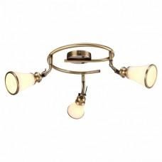 Спот Arte Lamp Vento A9231PL-3AB