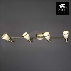 Спот Arte Lamp Vento A9231PL-4AB