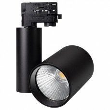 Светильник на штанге Arlight Lgd-Shop LGD-SHOP-4TR-R100-40W Warm3000 (BK, 24 deg)