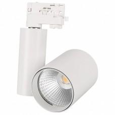 Светильник на штанге Arlight Lgd-Shop LGD-SHOP-4TR-R100-40W White6000 (WH, 24 deg)