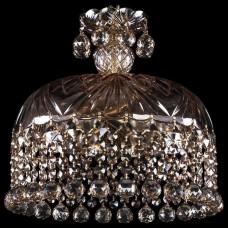 Светильник на штанге Bohemia Ivele Crystal 1478 14781/35 G Balls M721