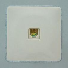 ТВ-розетка оконечная без рамки Imex 1413L 1413L-S100