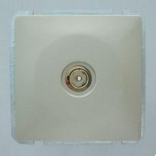 ТВ-розетка оконечная без рамки Imex 1513L 1513L-S300