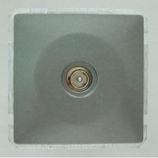 ТВ-розетка оконечная без рамки Imex 1513L 1513L-S340