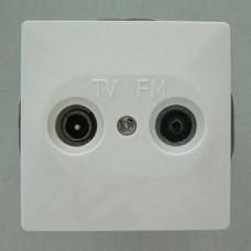 ТВ-розетка оконечная без рамки Imex 1542L 1542L-S100