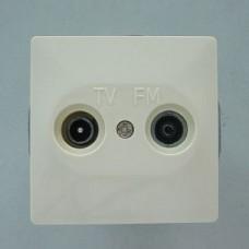ТВ-розетка оконечная без рамки Imex 1542L 1542L-S110