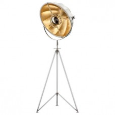 Торшер DeLight Collection Studio 7095F white/gold
