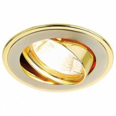 Встраиваемый светильник Ambrella Classic 104A 104A SN/G