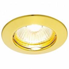 Встраиваемый светильник Ambrella Classic 863A 863A GD