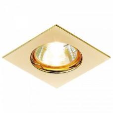 Встраиваемый светильник Ambrella Classic 866A 866A GD