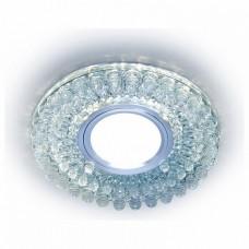 Встраиваемый светильник Ambrella Crystal 4 S376