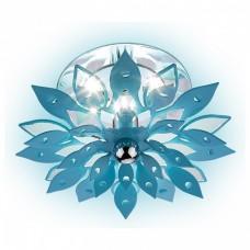 Встраиваемый светильник Ambrella Deco 4 S100 BL 3W 4200K