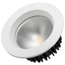 Встраиваемый светильник Arlight Ltd Ltd-105WH-FROST-9W Warm White 110deg