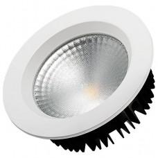 Встраиваемый светильник Arlight Ltd Ltd-145WH-FROST-16W Warm White 110deg