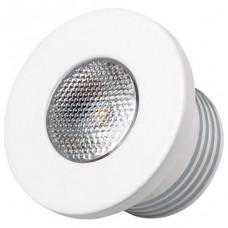 Встраиваемый светильник Arlight Ltm-r35 Ltm-r35WH 1W Day White 30deg