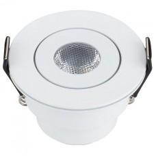 Встраиваемый светильник Arlight Ltm-r52 Ltm-r52WH 3W Day White 30deg