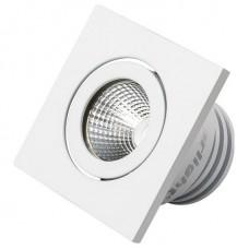 Встраиваемый светильник Arlight Ltm-s Ltm-S50x50WH 5W White 25deg