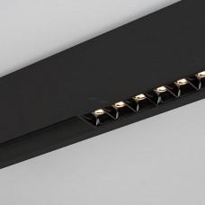Встраиваемый светильник Arlight MAG-LASER-45-L160-6W Warm3000 (BK, 15 deg, 24V) 026935